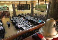 19.6 مليون جنيه مشتريات مصرية وعربية لأسهم العقارات بالبورصة