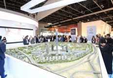 المعرض الوطني العقاري: خطط لتسويق المشروعات القومية خارجيا