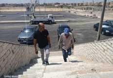 رئيس جهاز تنمية مدينة العبور يوجه باستكمال أعمال مستشفي العبور العام
