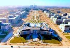 تفعيل خدمات إدارة مرافق الحي الحكومي بالعاصمة الإدارية مطلع 2022